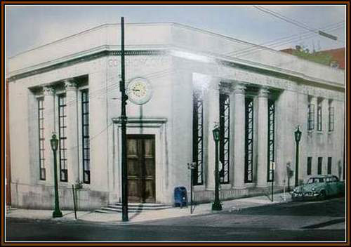 First National Bank of Conshy