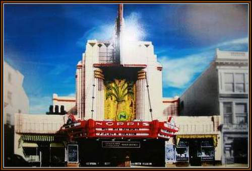 Norris Movie Theater