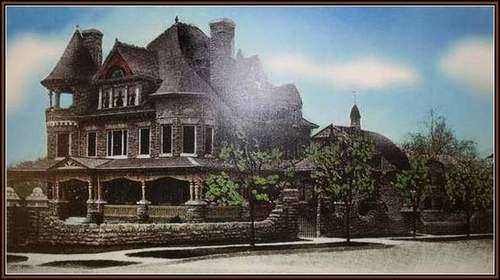 Leeland Mansion